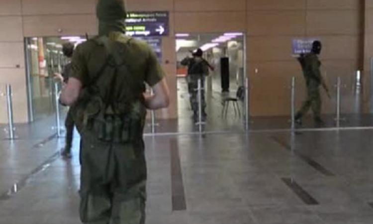 МОЛНИЯ: донецкий аэропорт полностью под контролем армии Новороссии
